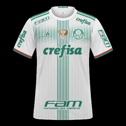 15987eaf9eda4 GT Camisas  Camisas Palmeiras 2016   2017 - Home