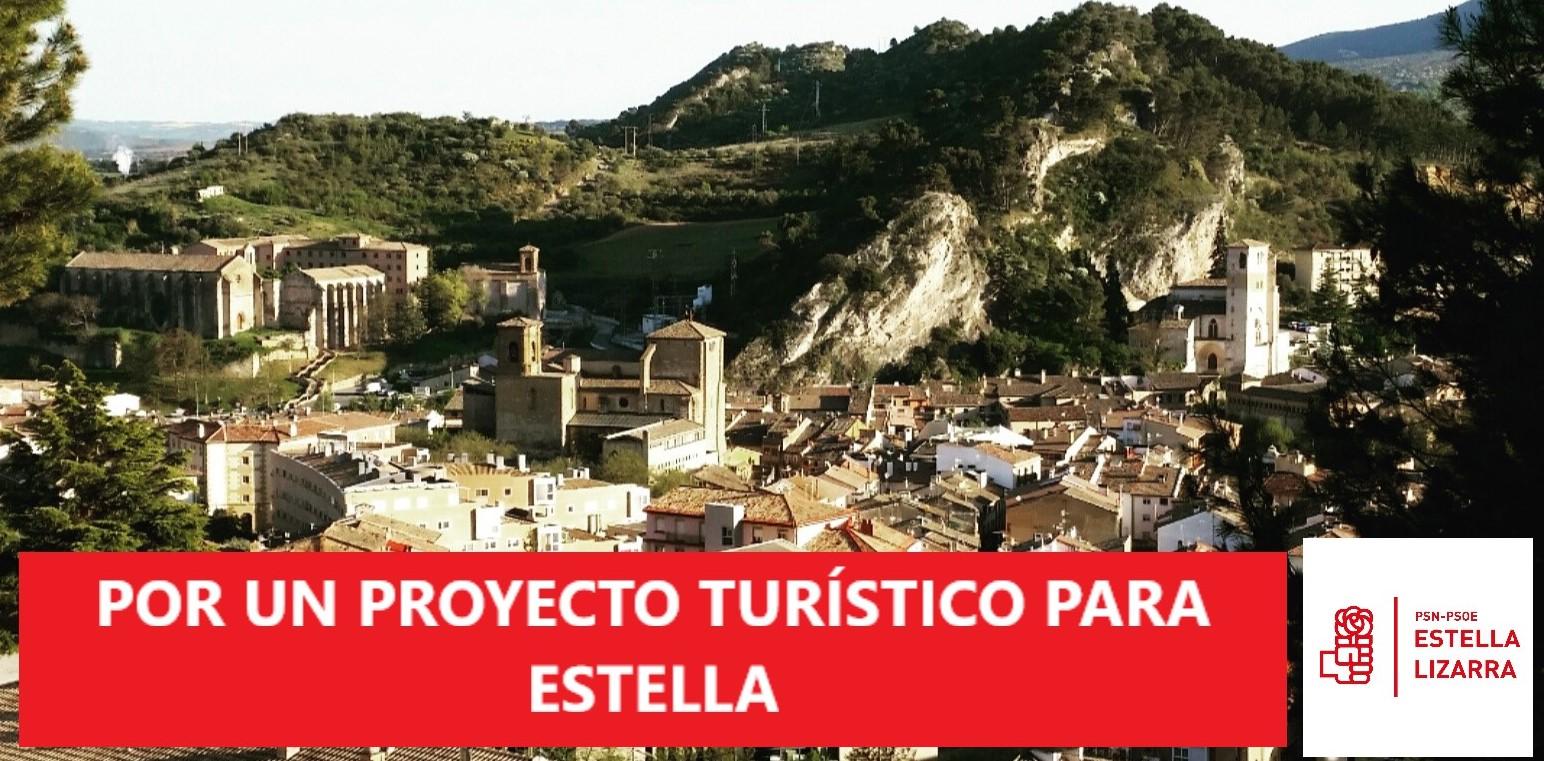 Sin proyecto turístico para Estella-Lizarra