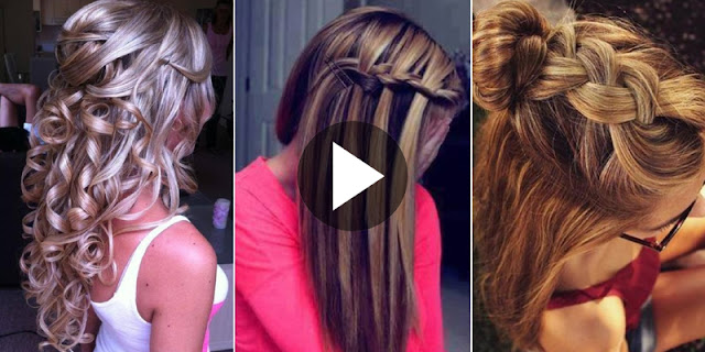 How To Create These 3 Simple And Beautiful Hairstyles - See Tutorials