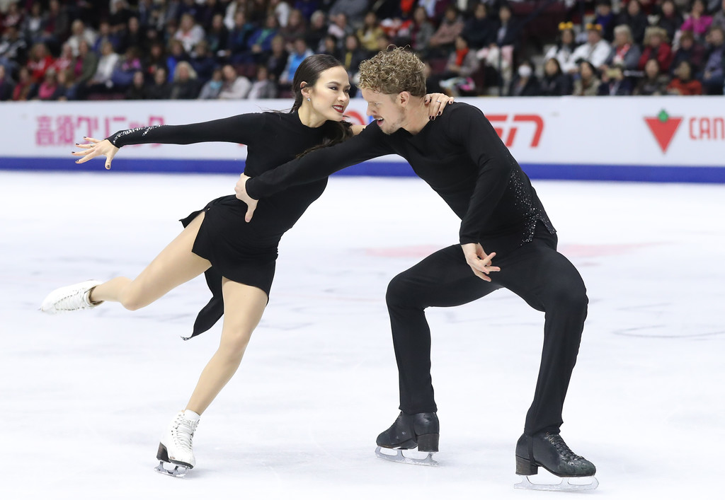ICE STYLE..Cup of China 2015 Grand Prix: Ice Dance