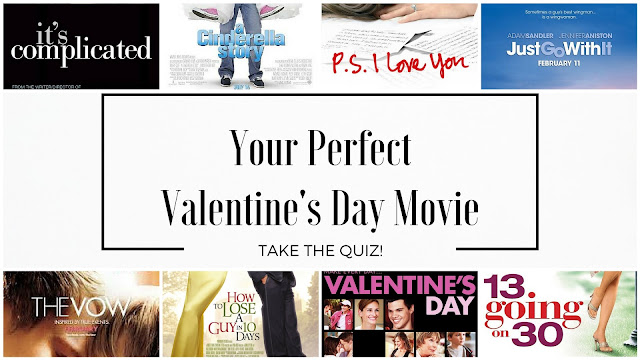 Quiz: Find Your Perfect Valentine's day Movie