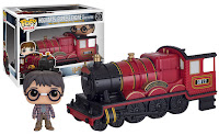 Hogwarts Express Engine with Harry Potter Pop! Ride Series