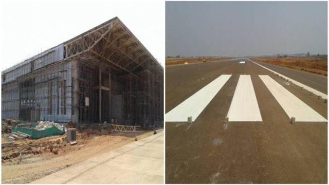 Parule Chipi Airport Konkan