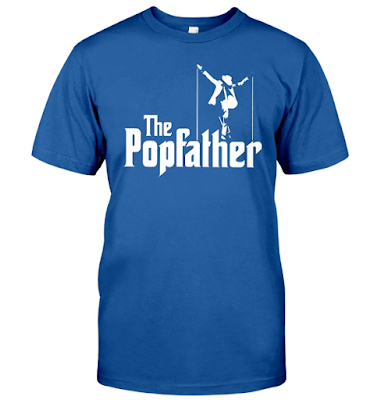 The Pop Father Michael Jackson Never Game Over T-Shirt Hoodie, the father of pop dance, the father of pop music