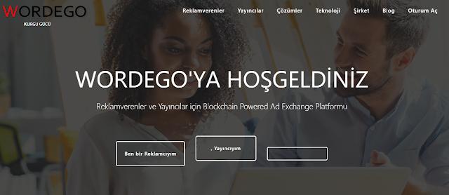 Adsense Alternatifi Reklam Sitesi Wordego - Kurgu Gücü