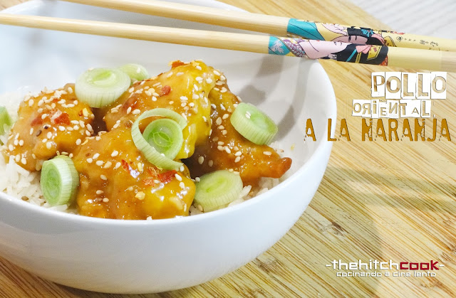 pollo oriental a la naranja para 8 recetas de pollo las recetas fáciles de maría
