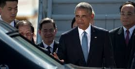 Obama Downplays Tensions After Skirmishes During China Visit