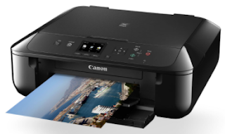 Canon PIXMA MG5760 Driver Printer & Software Download