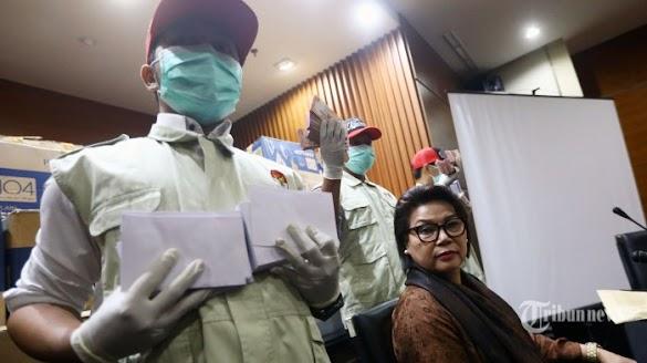 Dalang Amplop Cap Jempol 'Serangan Fajar' Diduga Seorang Menteri