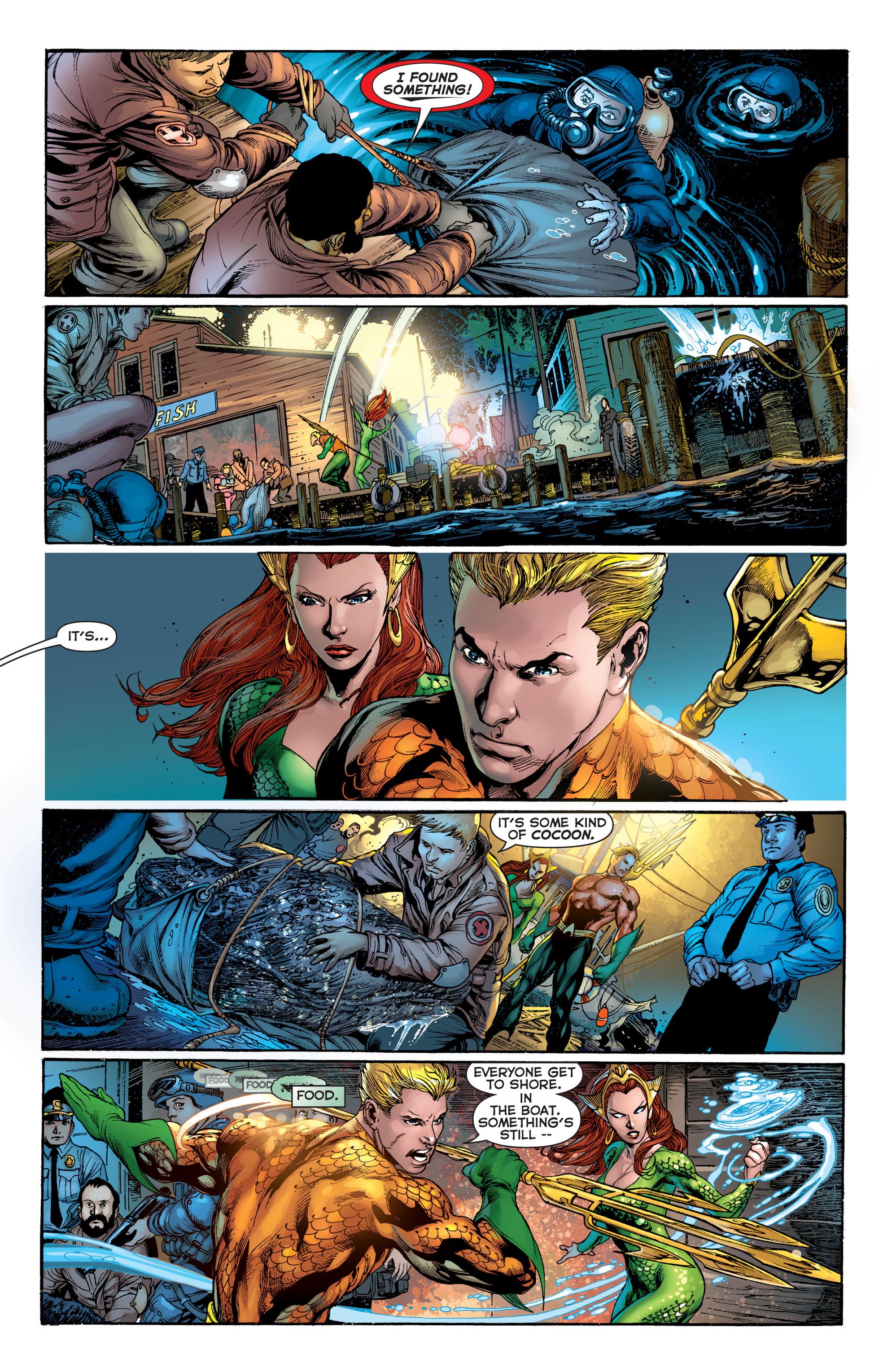 Read online Aquaman (2011) comic -  Issue #2 - 15