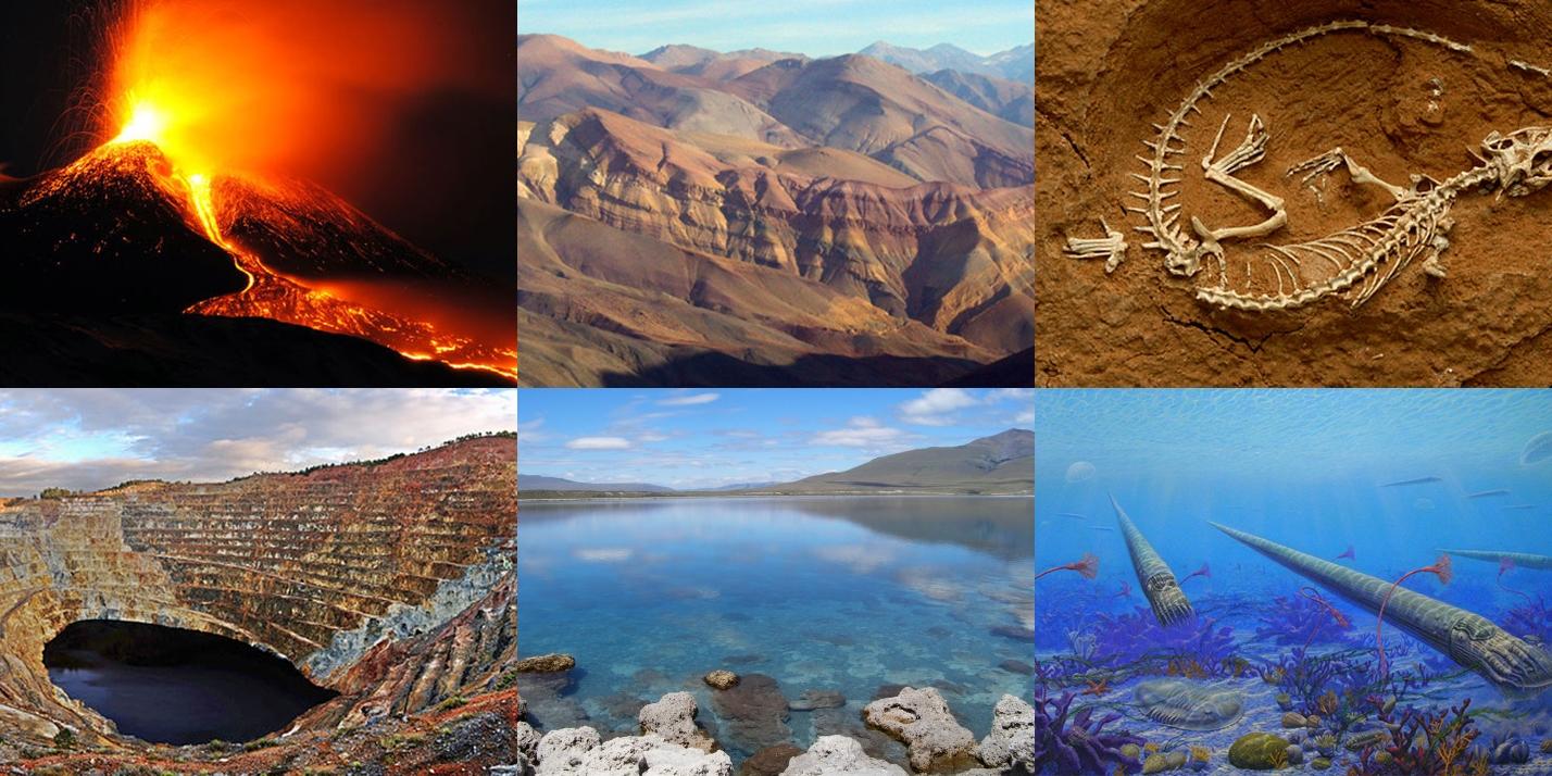 Resultado de imagen para geologia imagenes