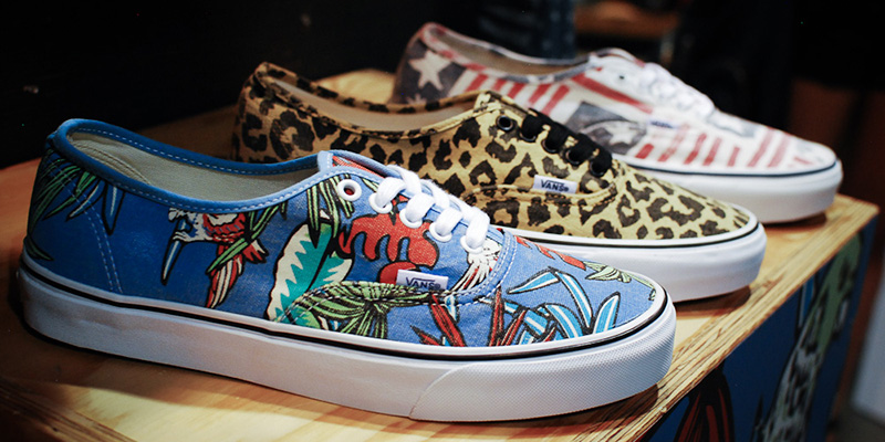 Vans Swag For Guys MALIK THE STYLI...