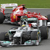 Sunday race report - Mercedes GP, Sauber, Toro Rosso - 2011 Belgium
