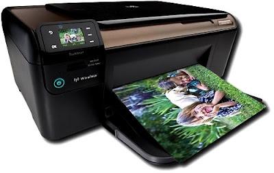 HP Photosmart C4795 Printer Driver Download