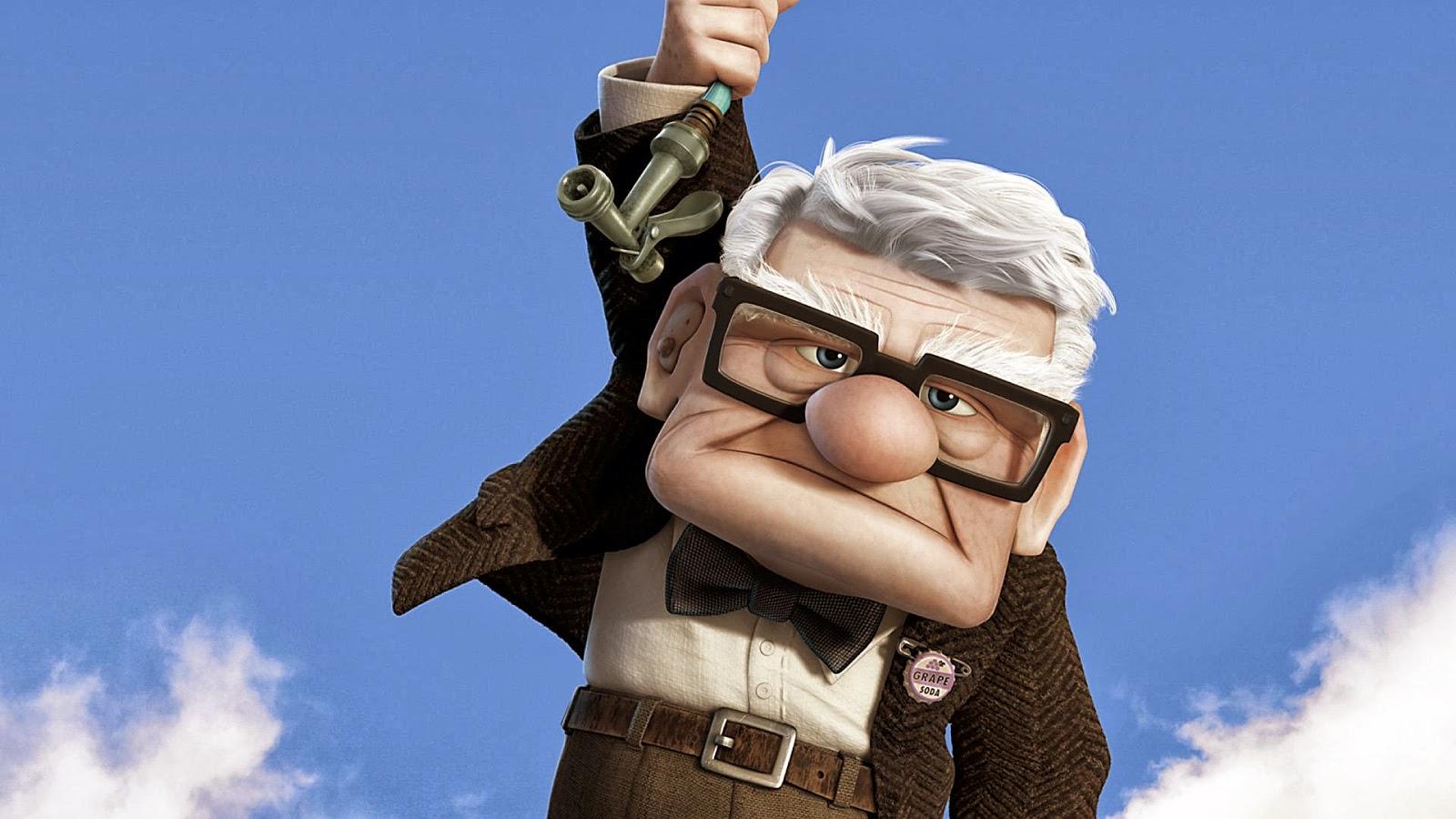 Pixar Up Movie | Full HD Desktop Wallpapers 1080p