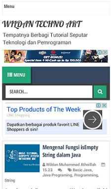 Webview Example, NoActionBar