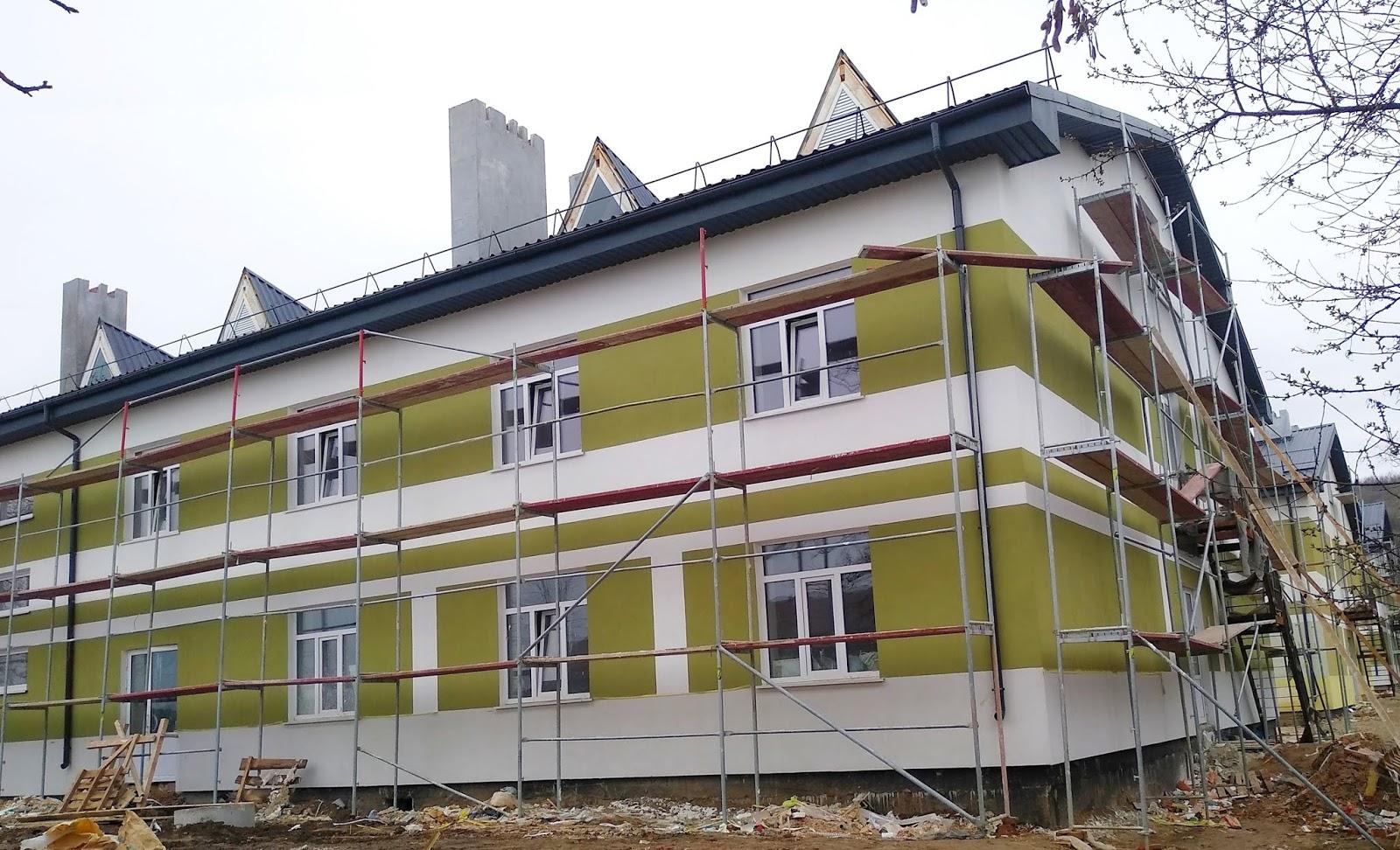 Завершується будівництво казарм для 44 артбригади
