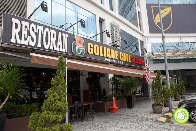 Goljade Cafe @ Manjalara: Salad Buffet with Main Course from