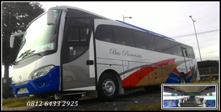 Sewa Bus Pariwisata di Silangit