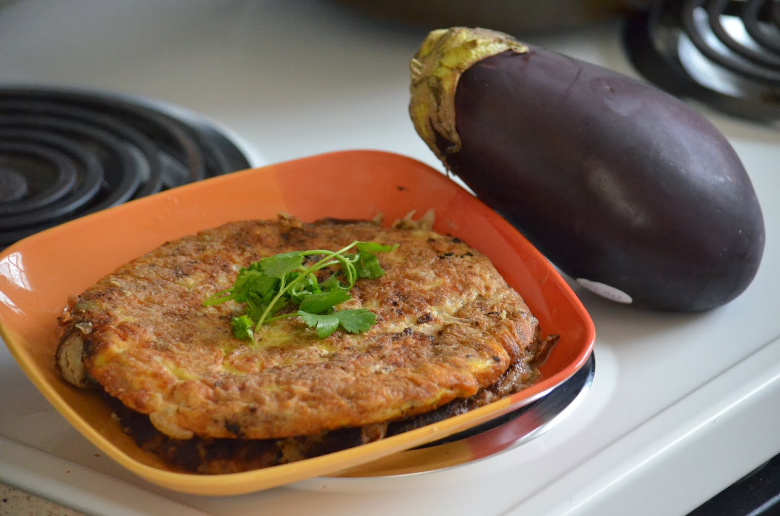 Tortang Talong Eggplant Omelette Obsessive Cooking Disorder