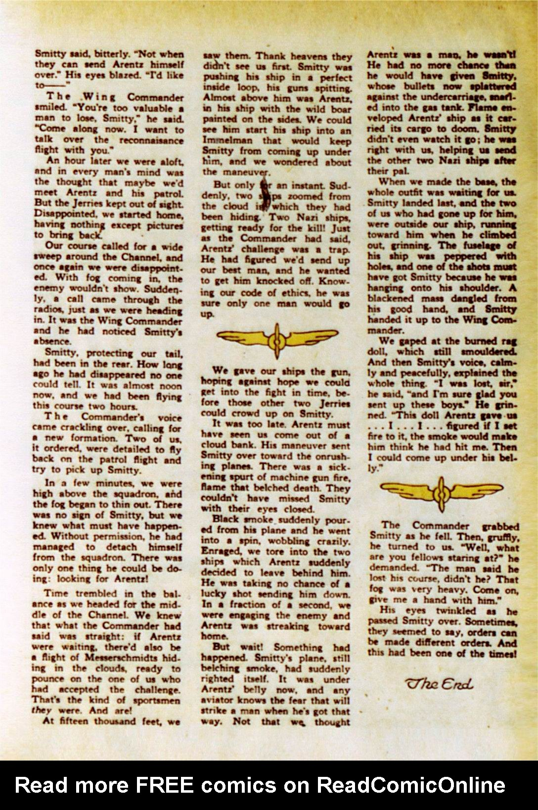 Read online Action Comics (1938) comic -  Issue #50 - 53