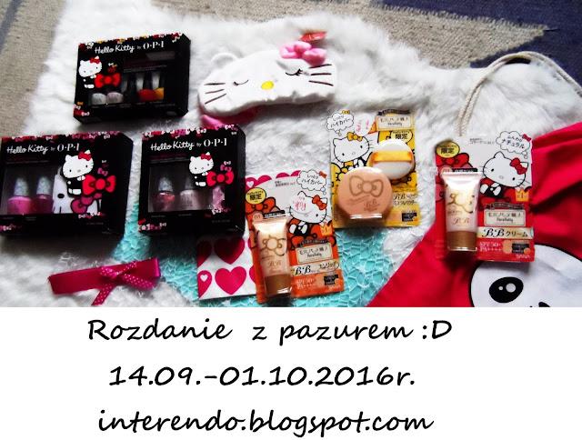 ROZDANIE Z PAZUREM 14.09.-01.10.2016r. interendo.blogspot.com :D