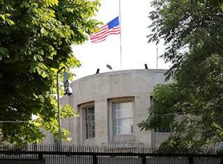 μια ολόκληρη Αμερική την διοικεί ένας πρέσβης στην  Άγκυρα