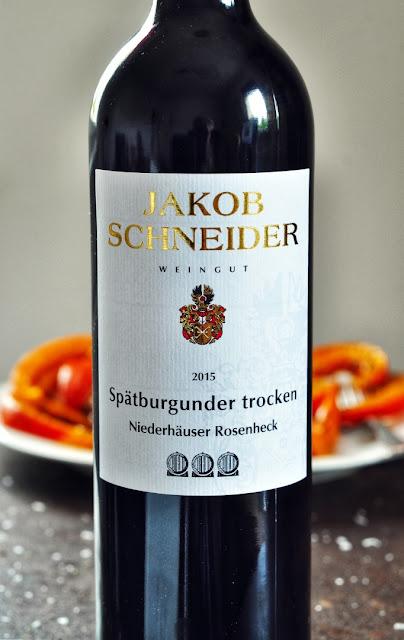 Spätburgunder aus dem Weingut Jakob Schneider