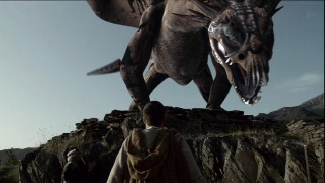 Merlin và Cuộc Chiến Của Rồng - Ảnh 1