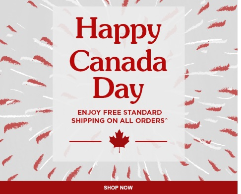Roots Free Shipping Canada Day