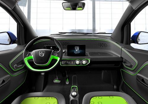 www.Tinuku.com Baojun E100 electric car by SAIC-GM-Wuling for $5,400