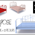 Download Sims 4 Pose: Daisy Bed Mesh {Bed Frame}