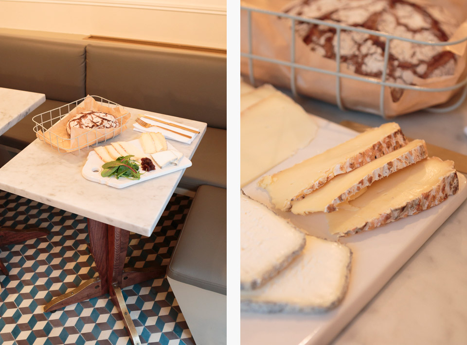 La Petite Table Paris restaurant in the Marais