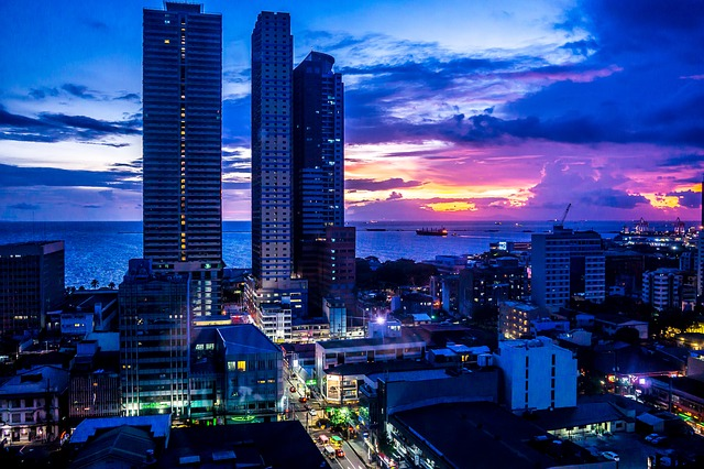 Manila is largest city