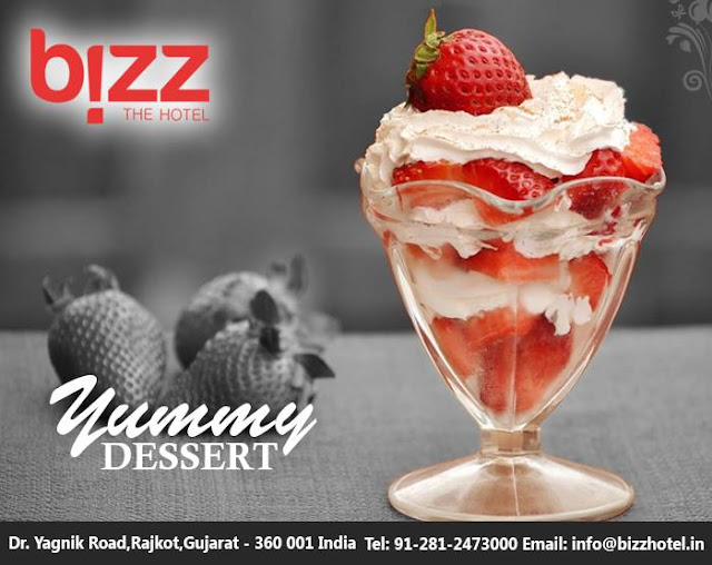 Dessert at Rajkot
