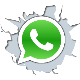 Recomende este Web Blog Site pelo WhatsApp