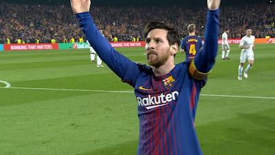 UEFA-16 Barcelona 3 vs 0 Chelsea 14-03-2018