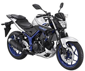 Harga Kredit Yamaha MT 25