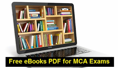 Download Free eBooks PDF for MCA Entrance Exams