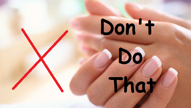 6 mistakes that you do while applying the gel nail polish ignoring the step of putting the transparent nail polish and the basic one so you dont prepare your nail well and you dont protect it from having spots solutioingenieria Images