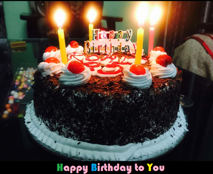 Happy Birthday To You Hd Images Cake Wishes Love
