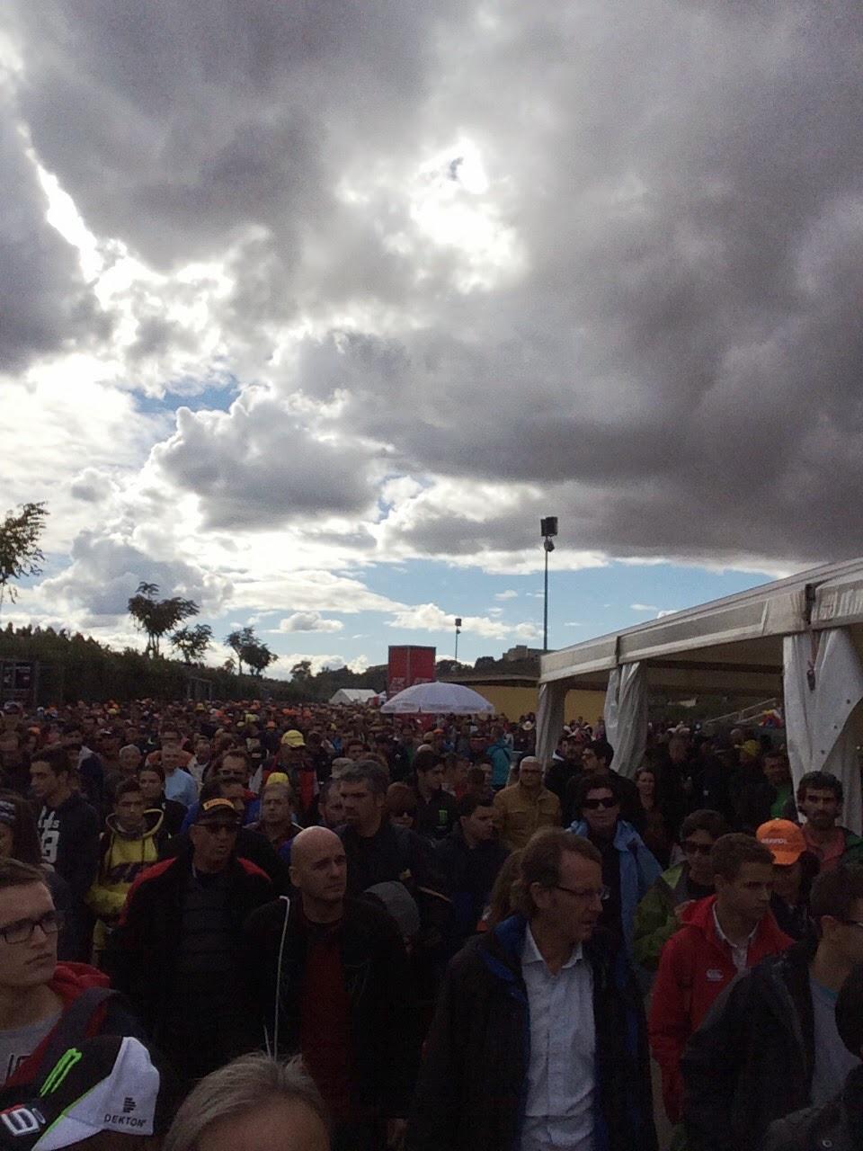 Cheste 2014. Marquez. Rabat. Marquez. Triple corona