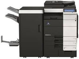 Konica Minolta Bizhub 654 Printer Driver
