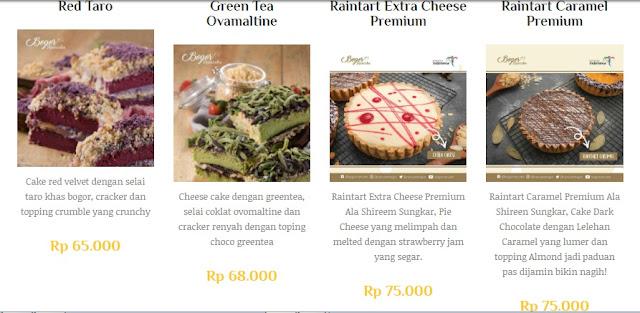 Harga Bogor Raincake