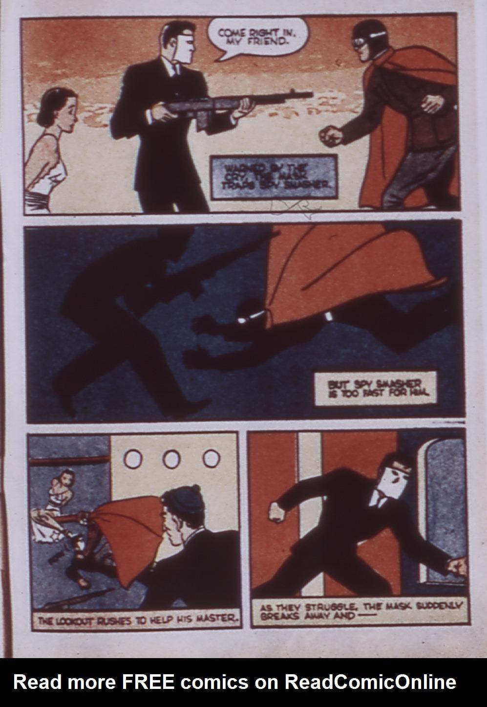 Read online WHIZ Comics comic -  Issue #3 - 65