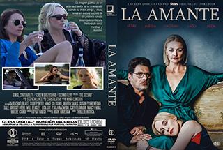 The Second - La Amante - Cover DVD