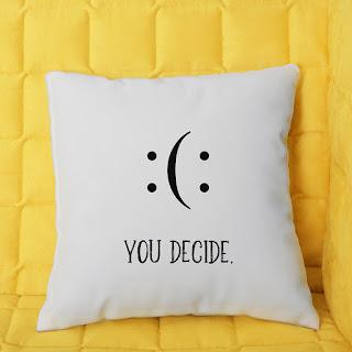 Bantal Cushion Quotes Motivasi