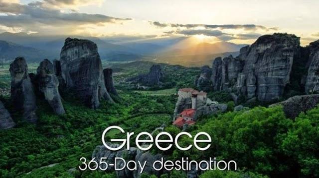 """""""Greece, a 365-day destination"""". - Το βίντεο του ΕΟΤ σε διεθνή διαγωνισμό"""