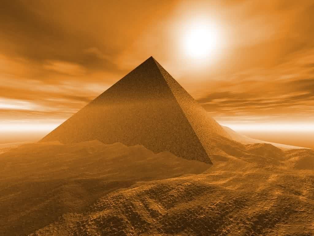 Открытки пирамиды, юбилеем