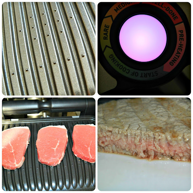 Tefal OptiGrill Features